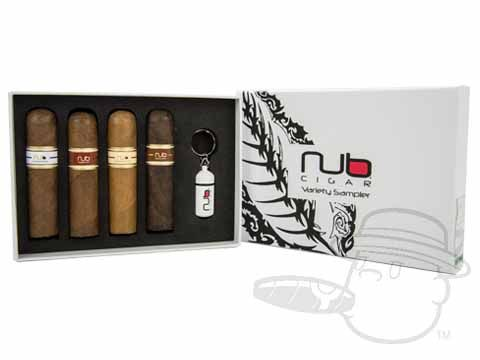 Nub Cigars Variety Sampler with Punch Cutter  bestcigarprices.com