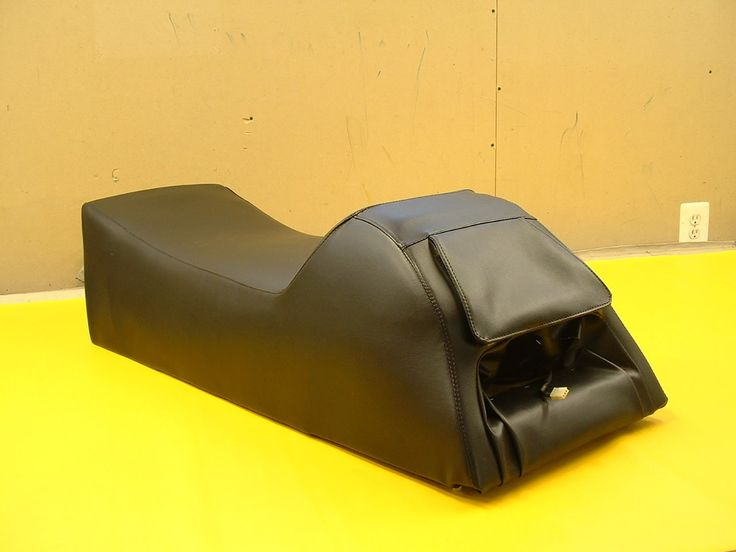 Snowmobile Parts 23834: 92-96 Yamaha 500/600 V-Max Snowmobile Seat Cover *New* -> BUY IT NOW ONLY: $99.99 on eBay!