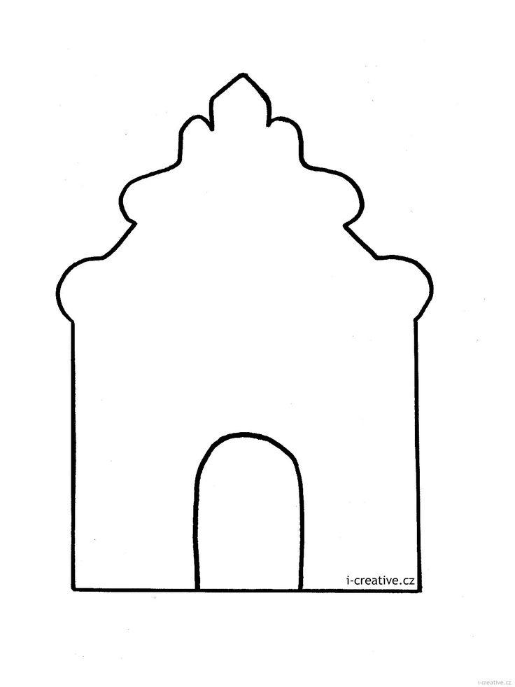 perníkový domek