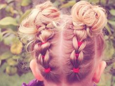 The 15 summer hairdos little girls will LOVE - Netmums