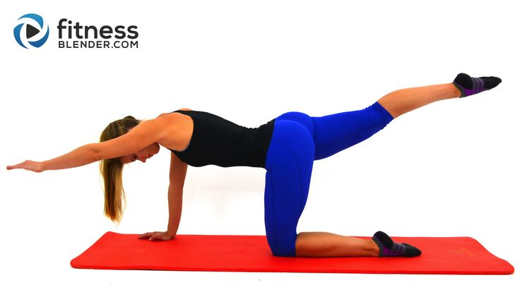 Stress Busting Yoga Pilates Workout - Relaxing Stretch Workout for Flexibility - Fitness Blender