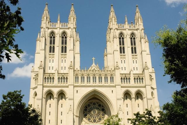 Love Architecture? Take a Tour of the Washington National Cathedral