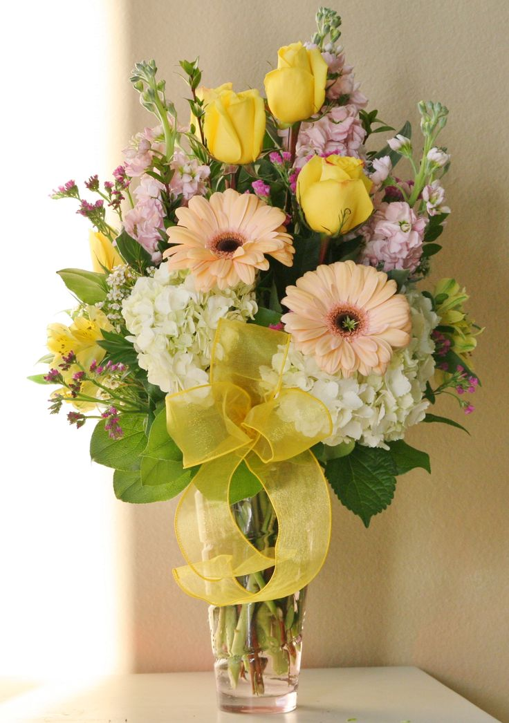 Made by real riverside florists at a real riverside flower shop - Willow Branch Florist of Riverside