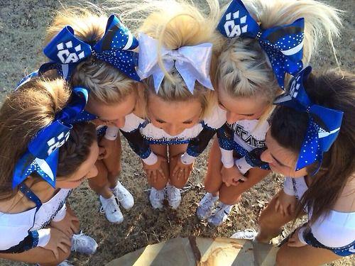Cheerleader Hair Styles: 25+ Best Ideas About Braided Cheer Hair On Pinterest