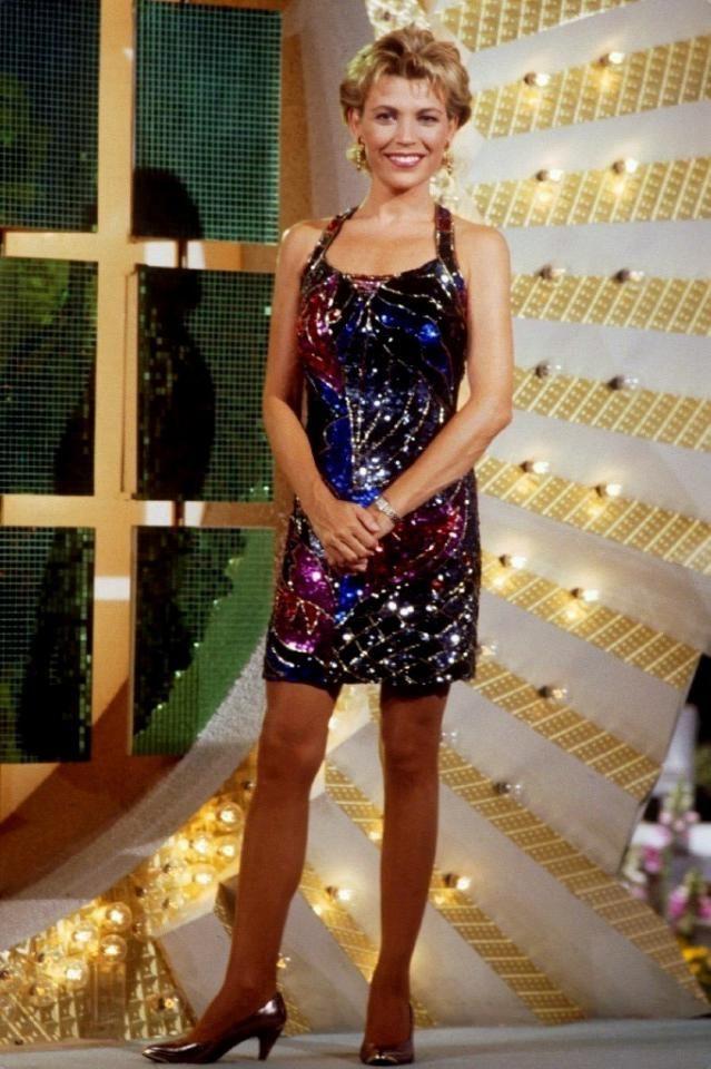 Vanna White S Dresses Google Search Vannawear
