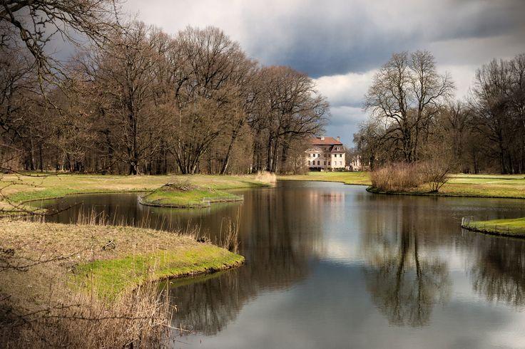 Branitzer Park Cottbus - Schloss Branitz by Alexander Friedrich on 500px