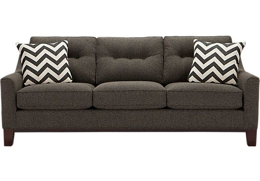 Shop for a Cindy Crawford Home Hadly Gray Sleeper at Rooms To Go. Find Sleeper Sofas that will look great in your home and complement the rest of your furniture.