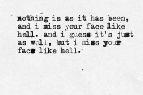 head and the heart lyrics that I can't get enough of right now, courtesy of my musical soul mate.