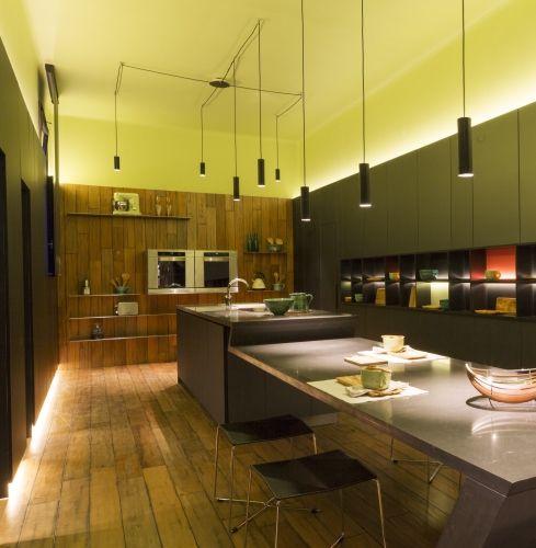 Diseño de cocinas de vanguardia – Casa FOA Palermo – Angélica Campi