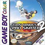 Tony Hawk's Pro Skater 2 - Game Boy Color
