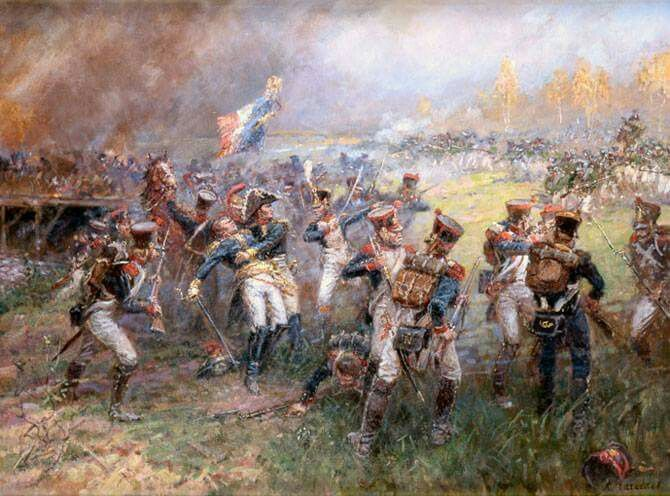 paintings of the battle of the boyne