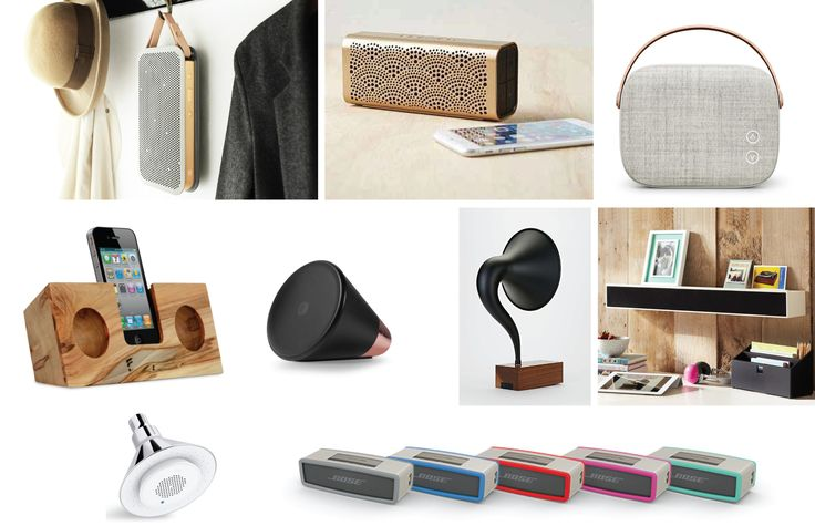 Sounding Off on Some Seriously Cool Speakers — Frame + Figure
