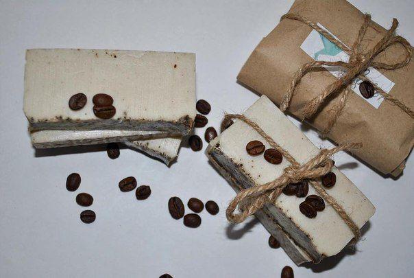 Этот аромат сведёт с ума всех любителей кофе!  #кофе #скраб #мыло #кофейныйскраб #киев #украина #ручнаяработа #безфильтра #handmade #soap #kiev #Ukraine #coffee #jojobaoil #coconut
