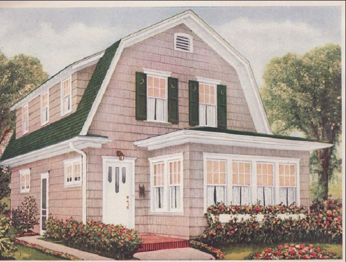 Dutch colonial house plans inspiration for you with for Dutch colonial house plans with photos