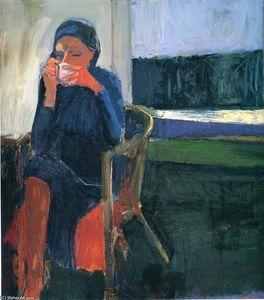 Café - (Richard Diebenkorn)