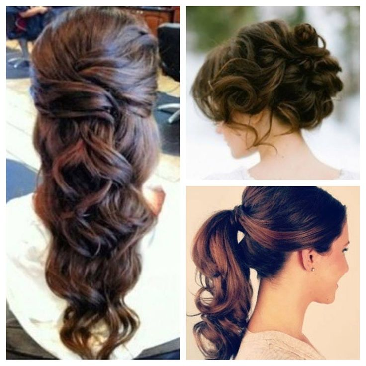 Redken hair. Formal Hair Styles.
