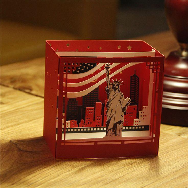 Goedkope (10 stuks/partij) 3D Pop Up Kirigami Laser Cut Vintage Standbeeld van Liberty Wenskaarten Beroemde Stad New York Night View Papier kaart, koop Kwaliteit   rechtstreeks van Leveranciers van China: (10 stuks/partij) 3D Pop Up Kirigami Laser Cut Vintage Standbeeld van Liberty Wenskaarten Beroemde Stad New York Night View Papier kaart