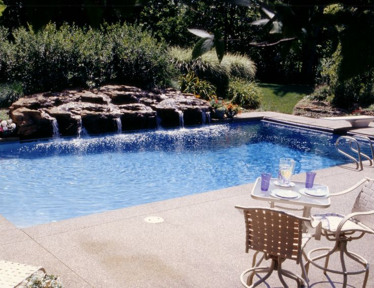 2003 NSPI Gold Award  Classic Pool Designs