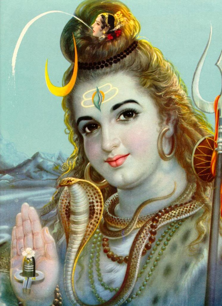 Lord Shiva Hindu God Pictures