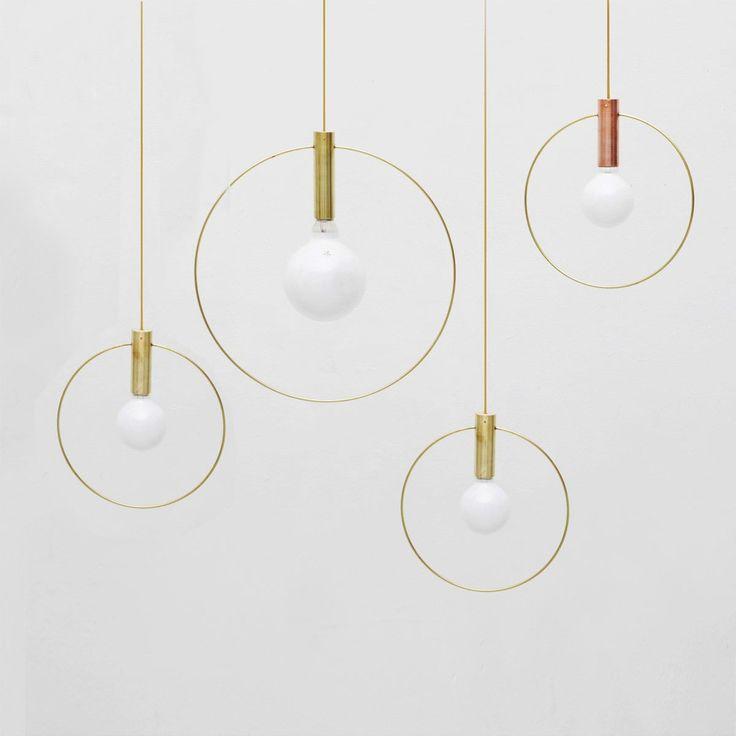 Aura Light by Ladies and Gentlemen Studio