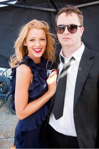 Blake Lively for Gucci Premiere Fragrance - Blake Lively Interview - ELLE