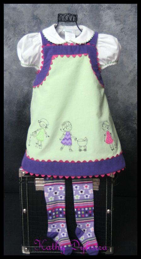 Smocking Plates Baby Dresses