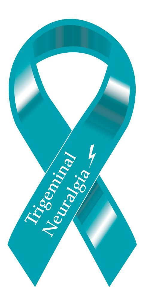 trigeminal neuralgia Riibon | Trigeminal Neuralgia Awareness Day - Trigeminal Neuralgia (TN ...