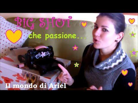 4) Tappetini Big Shot (cutting pads): Quando si Cambiano? Tutorial in Italiano HD - YouTube