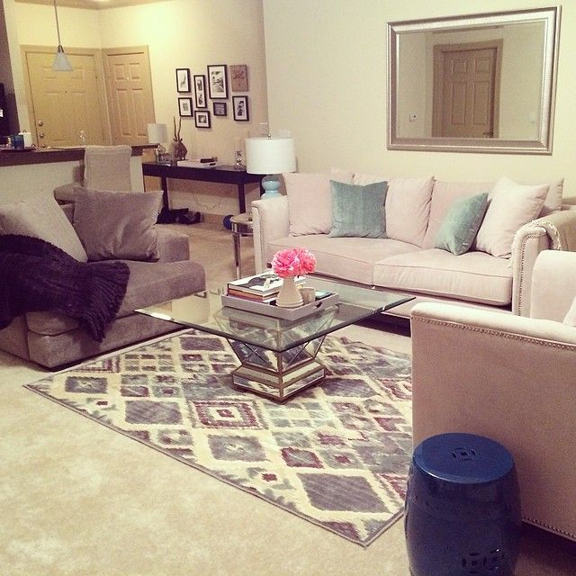 Cline Steves Showcased Her Lovely Living Room Featuring Our Pauline Chair Sofa Stella