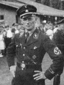 """Waldemar """"Wapps"""" Wappenhans (21 Oktober 1893 - 2 Desember 1967)"""