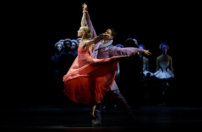 Taneční aktuality: Romeo a Julie? Ne, Lorenzo a Mab