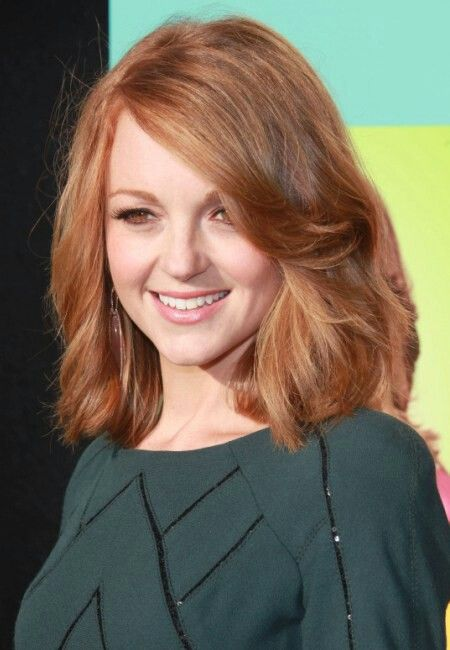 Surprising 1000 Images About Medium Length Haircuts On Pinterest Short Hairstyles Gunalazisus
