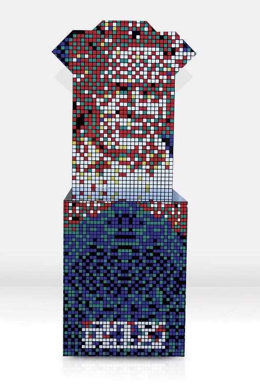 #KTZ #limitededition salvador, Fuorisalone 2015, #altreformegoesfashion with #salvador chair, #design Elena Cutolo, #interior #home #decor #homedecor #furniture #aluminium