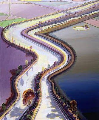 139 Best Images About Artist Wayne Thiebaud On Pinterest