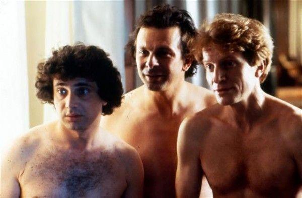 """""""Trois Hommes et un couffin"""" Coline Serreau, 1985"""
