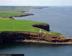 Cape Tryon Lighthouse, Park Corner, Prince Edward Island, Canada  ROUGH TO GET INTO MICHE WILL KILL ME