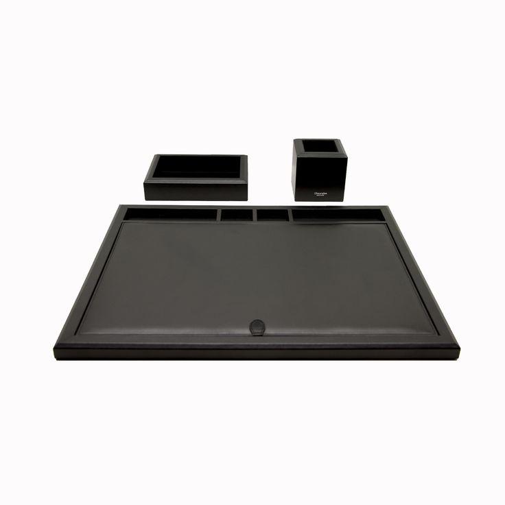 Los accesorios para escritorios conforman el toque for Accesorios de oficina