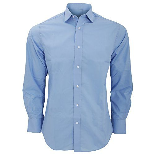 148 kr. Kustom Kit Mens Tailored Fit Long Sleeved Business Shirt ... https://www.amazon.co.uk/dp/B00AWIA1EA/ref=cm_sw_r_pi_dp_x_Qhw4xbCAY67NN