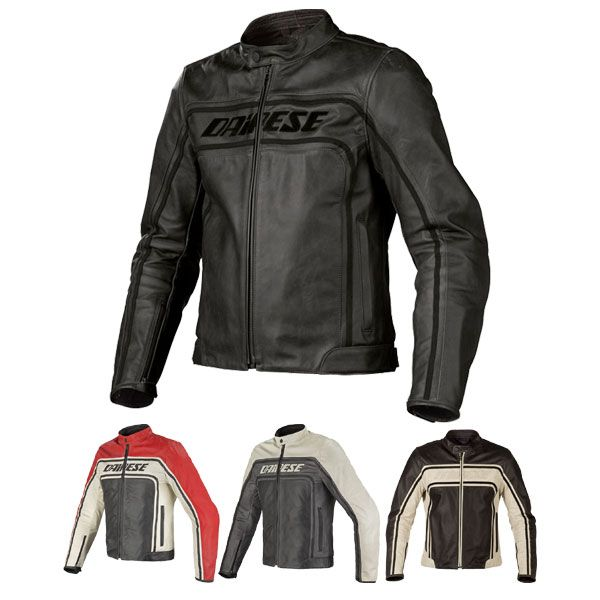 Dainese racing pelle leather jacket