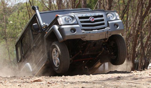 Force Gurkha to get 2.2l engine with 139 HP of power Read complete story click here http://www.thehansindia.com/posts/index/2015-08-22/Force-Gurkha-to-get-22l-engine-with-139-HP-of-power-171727
