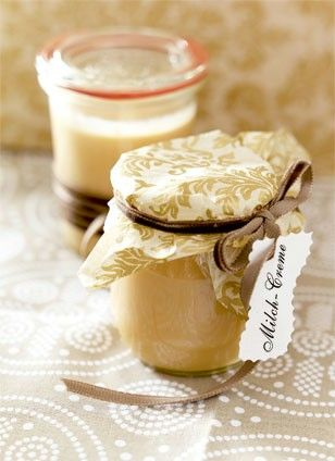 Milch-Creme Rezept