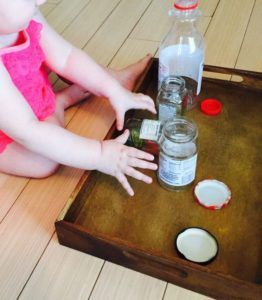 food safety guidelines when feeding toddlers