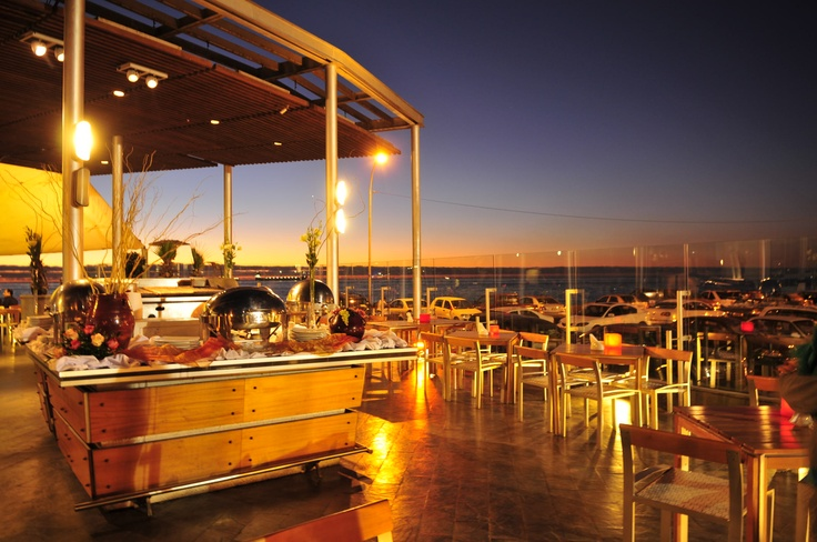 Enjoy del Mar los espera con una variada y rica carta y una vista inigualable de Viña del Mar.