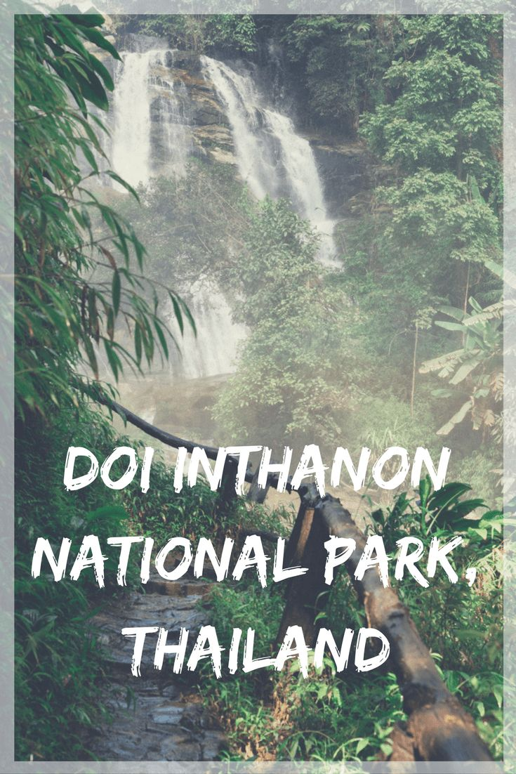 When in Chiang Mai, all we could think about is standing on the highest point in Thailand. Travel Hub had an awesome in Doi Inthanon National Park.