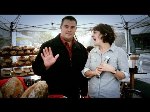 SANTA MONICA FARMERS MARKET - Nicko's Kitchen - YouTube