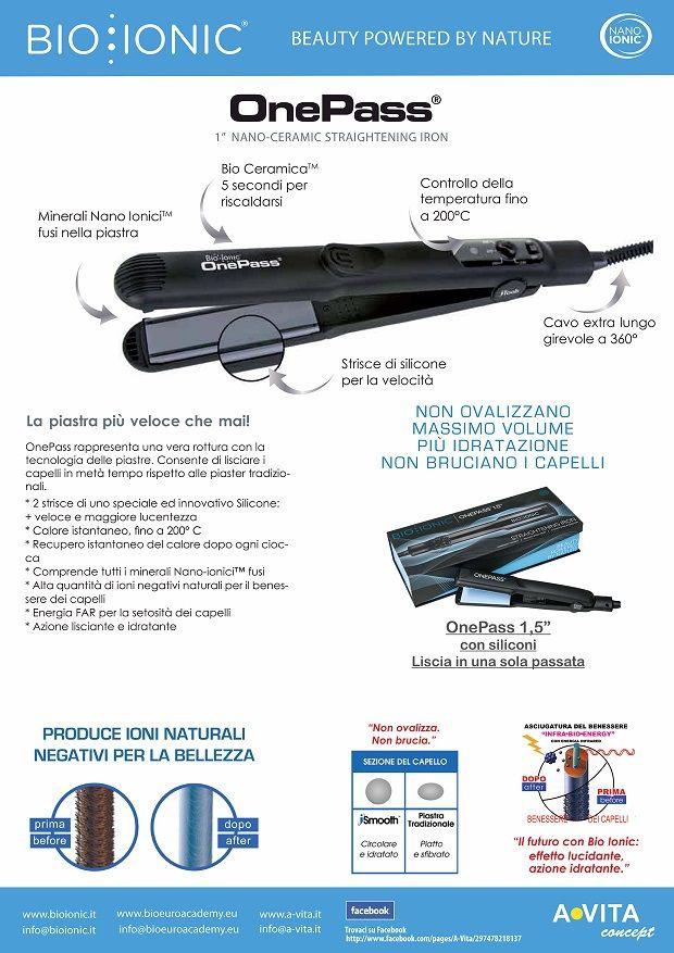 Piastra OnePass