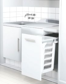 80 best home building laundry images on pinterest bathrooms my hideaway laundry hamper solutioingenieria Image collections