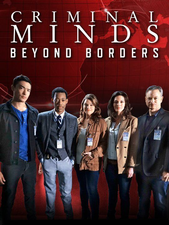 Criminal Minds: Beyond Borders new series premiered March 16, 2016. The spin off takes viewers on the hunt as the FBI tries to bring Americans in danger overseas home. It stars Gary Sinise (far right) of CSI:NY and Forrest Gump fame. #CMBB