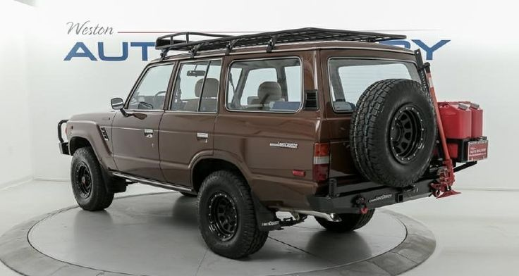 Cars for Sale: Used 1986 Toyota Land Cruiser in , FORT COLLINS CO: 80525 Details - Sport Utility - Autotrader