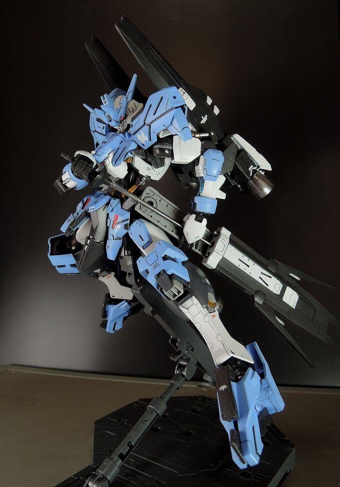 GUNDAM GUY: 1/100 Gundam Vidar - Customized Build